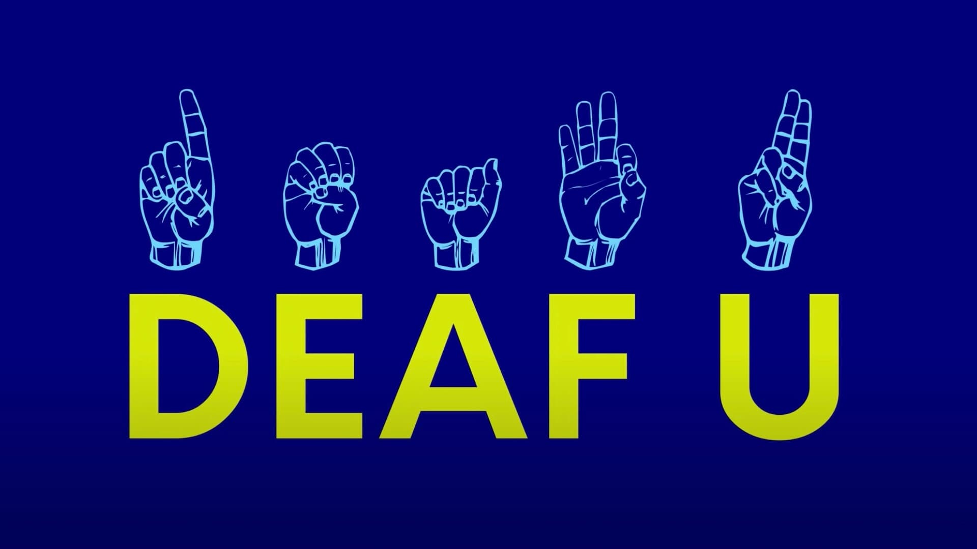 La universidad para sordos