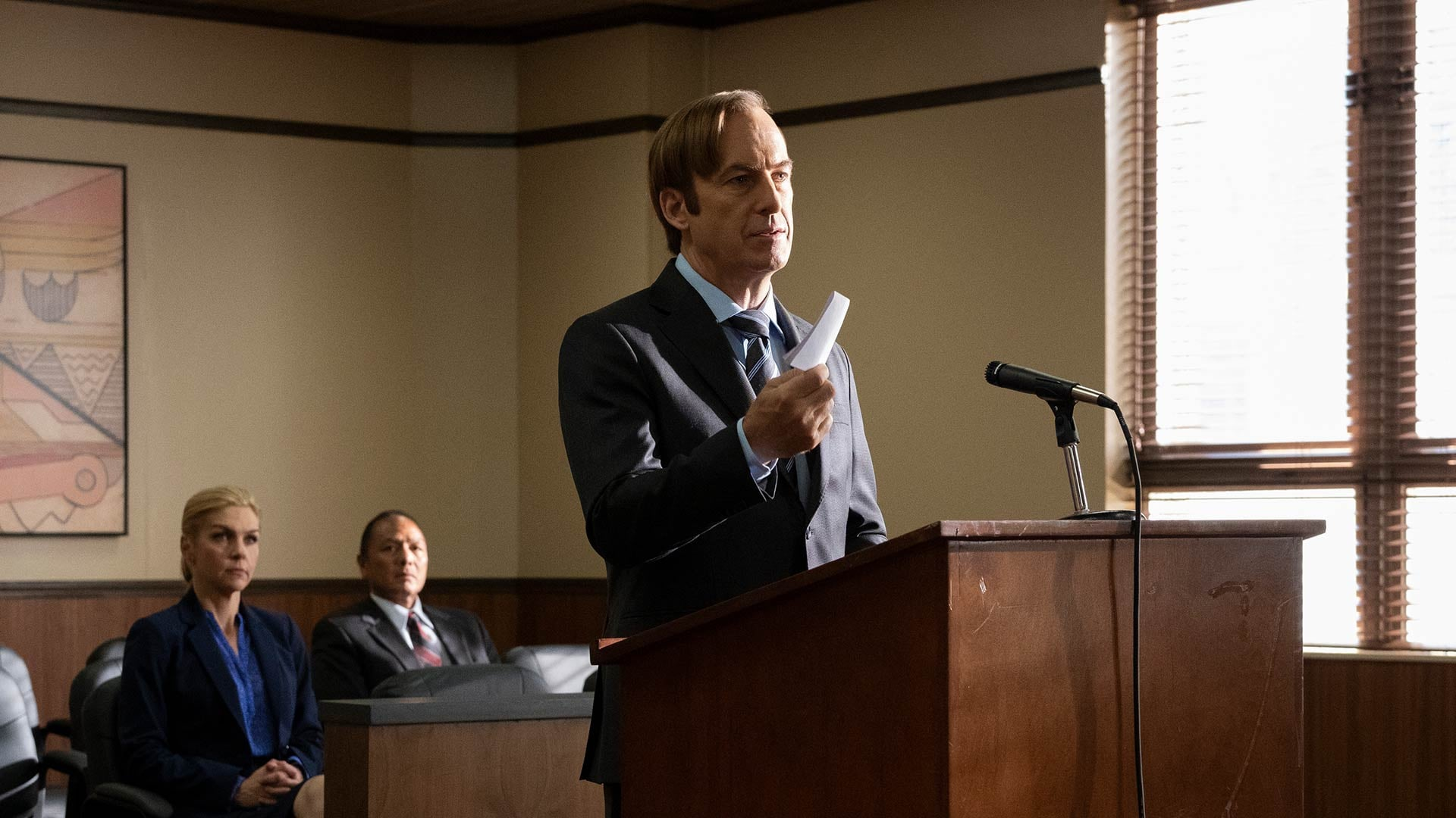 Better Call Saul Season 4 :Episode 10  Winner