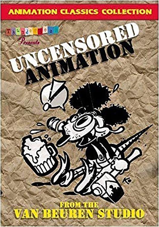 Uncensored Animation From The Van Beuren Studio (1970)