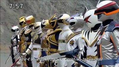 Super Sentai Season 35 :Episode 16  Clash! Sentai vs. Sentai!