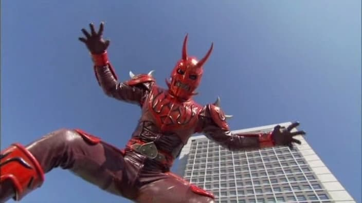 Kamen Rider Season 19 :Episode 15  Here Comes Super Momotaros!