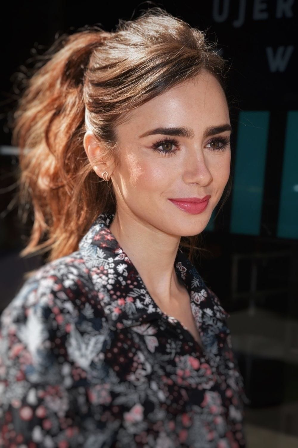 Lily Collins - Solar Movies