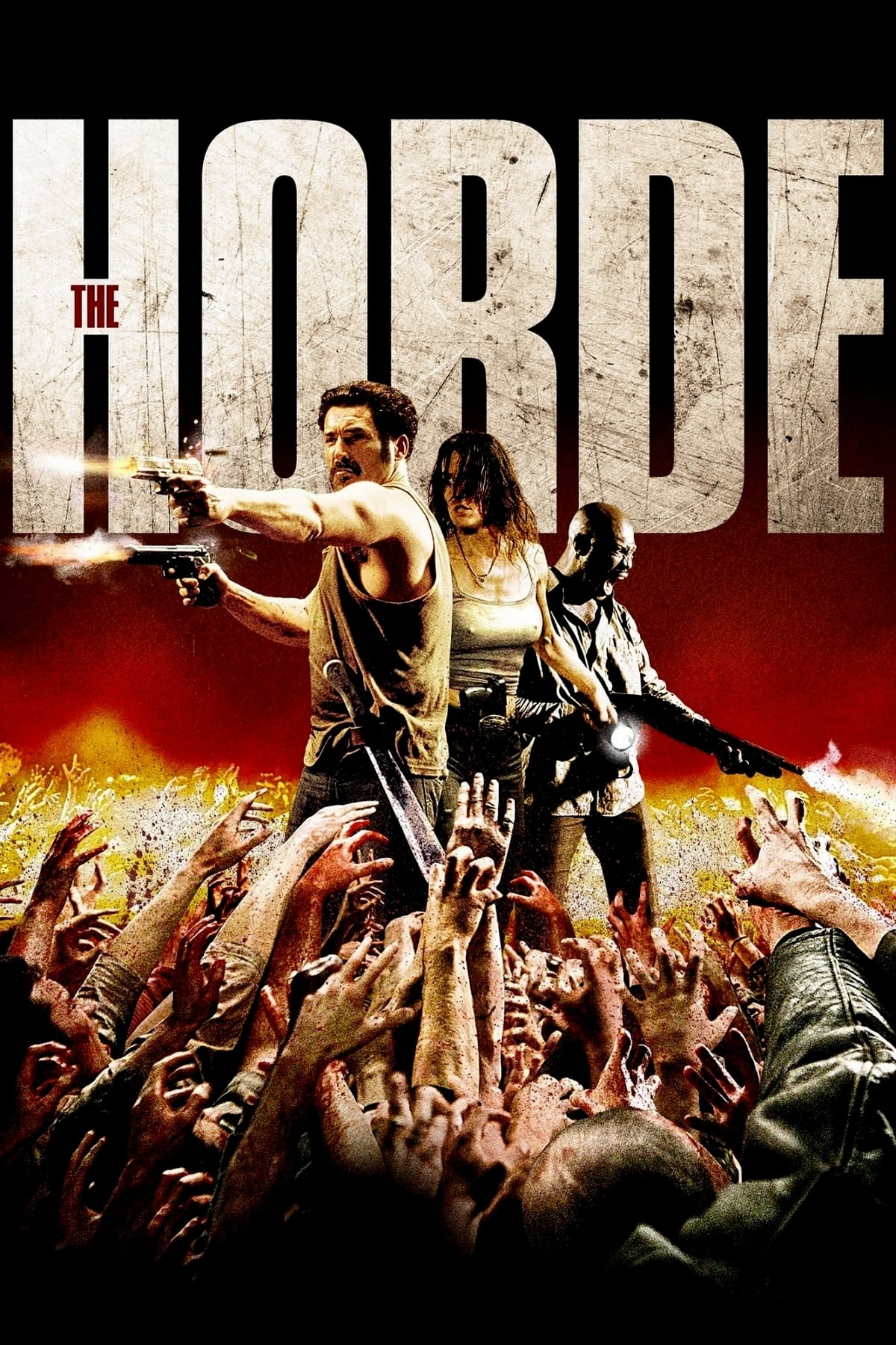 The Horde (2010)