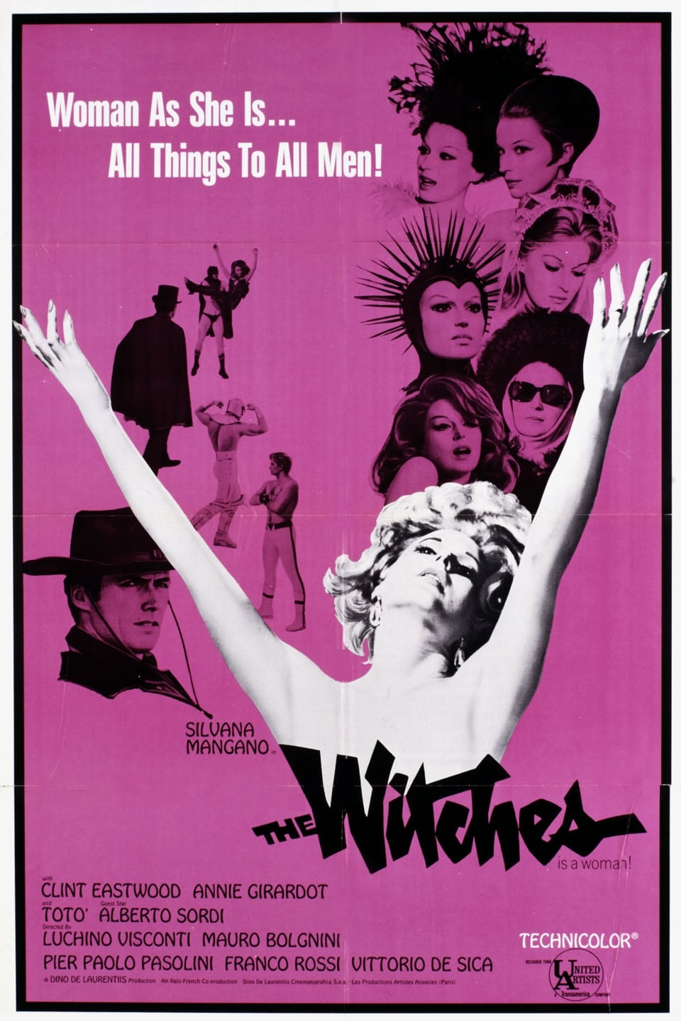 The Witches (1969)
