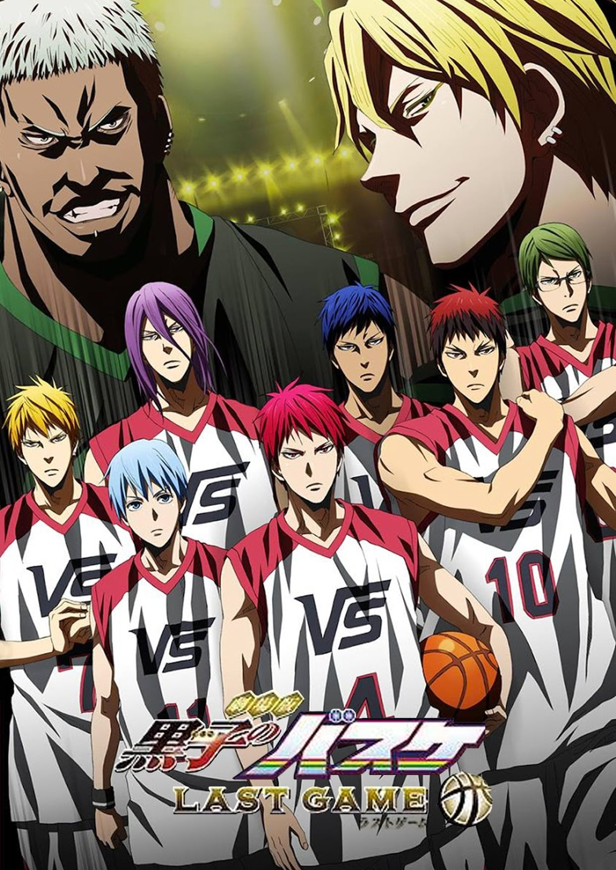 Kuroko's Basketball the Movie: Last Game (2017)