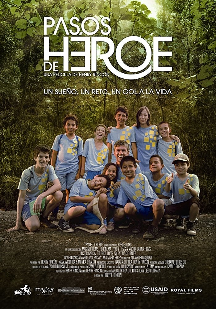 Ver Hero Steps Online HD Español (2017)