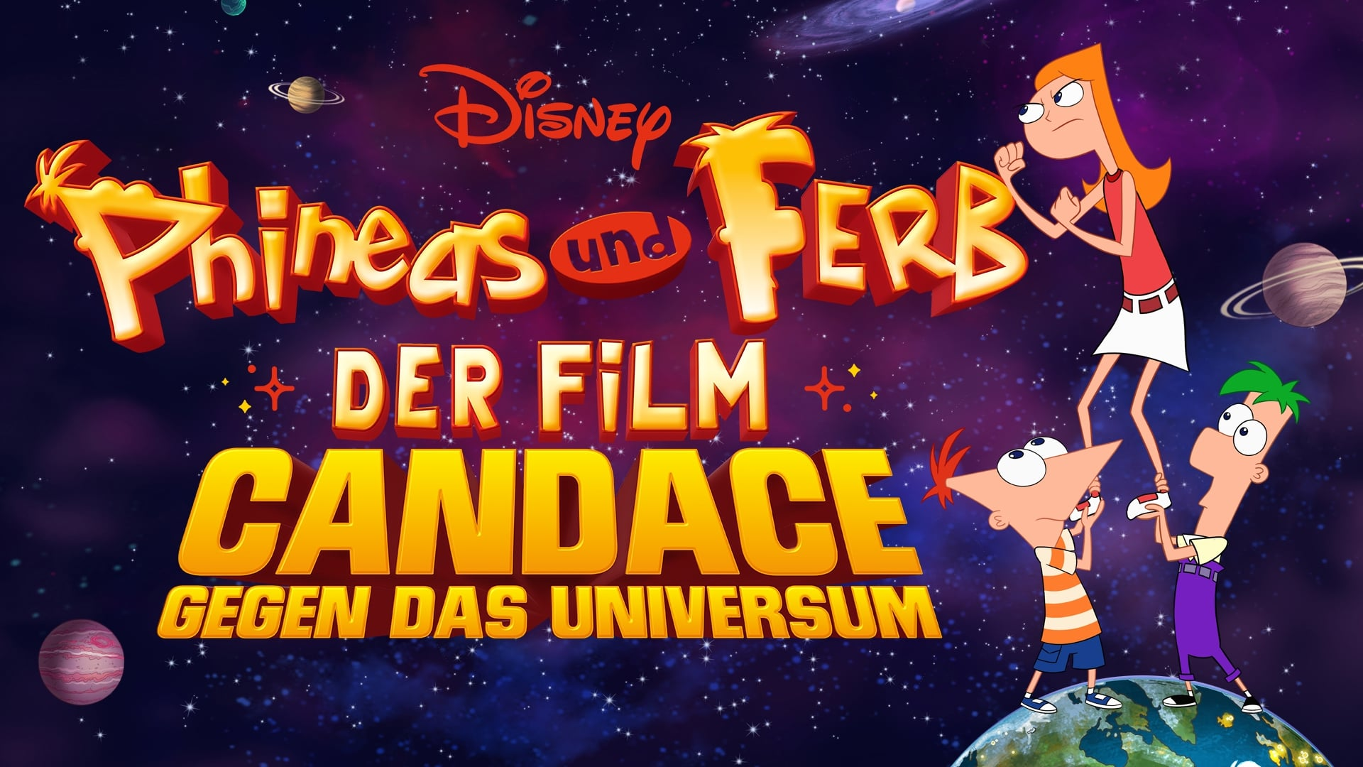 Phineas and Ferb: The Movie: Candace Against the Universe