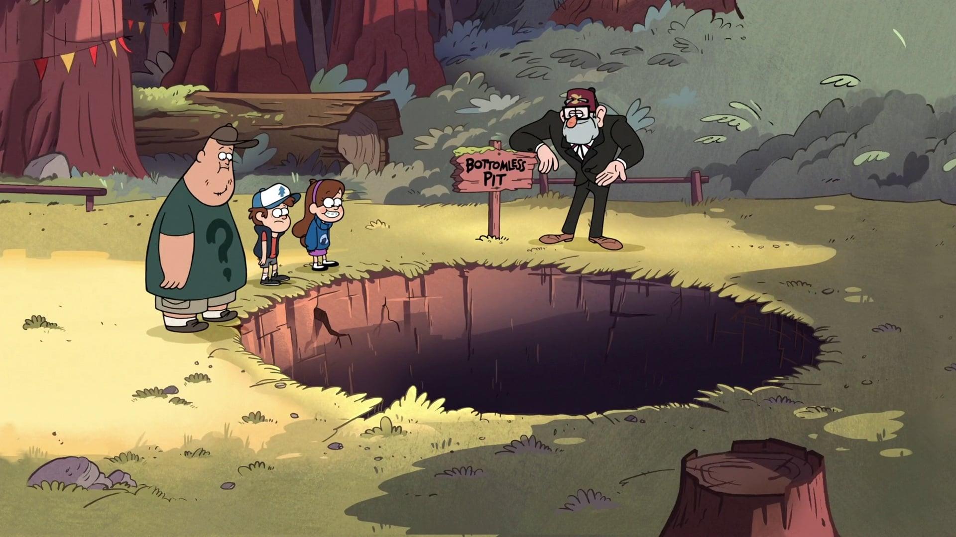 Souvenirs de Gravity Falls Saison 1 Episode 14