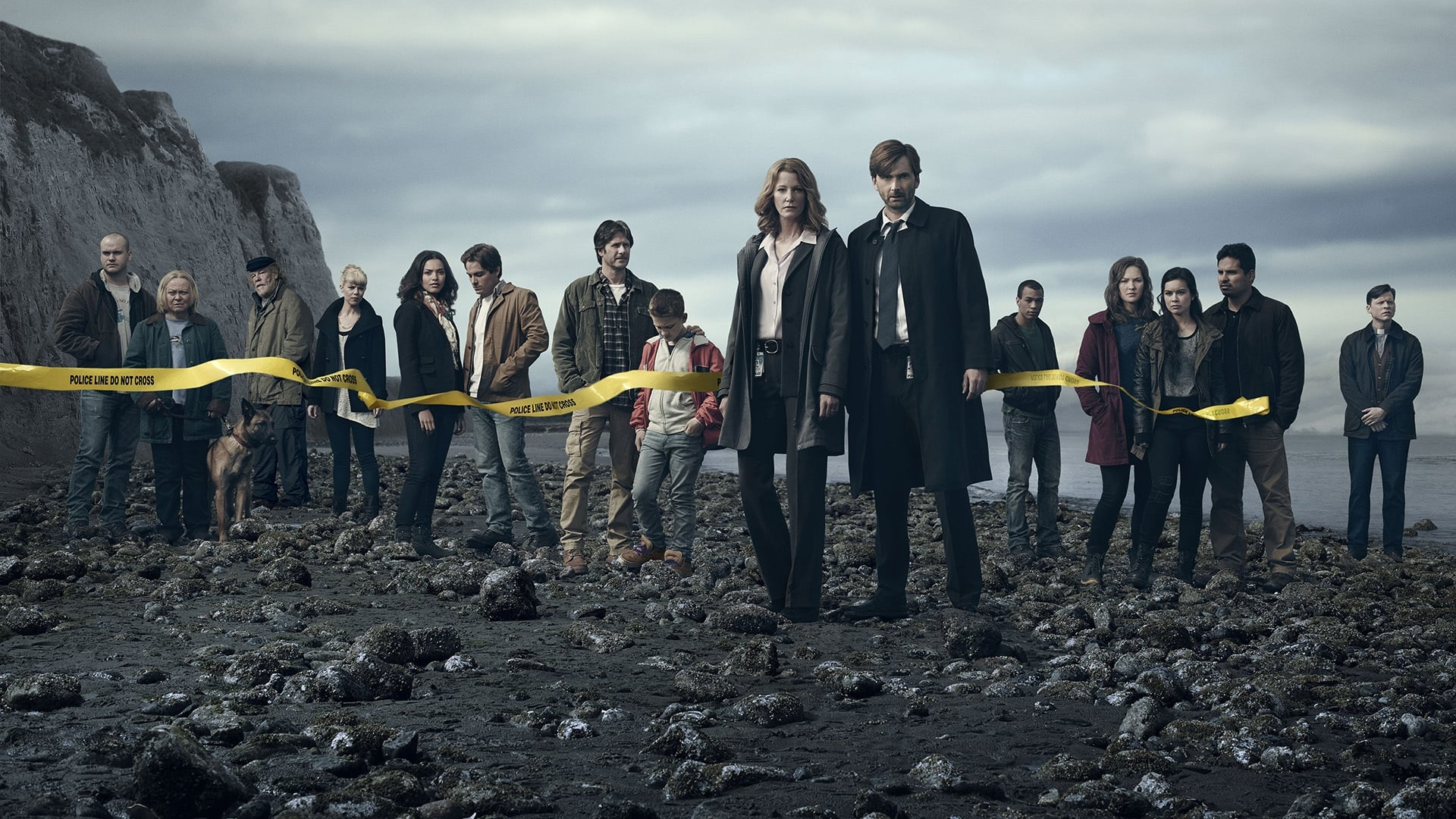 No second season for Gracepoint