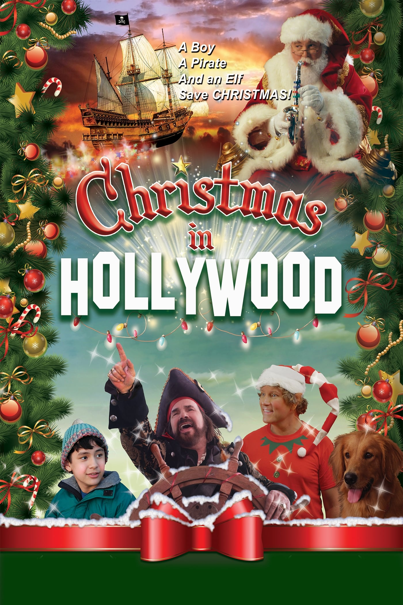Christmas in Hollywood on FREECABLE TV
