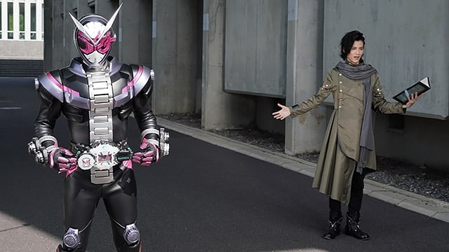 Kamen Rider Season 29 : Episode 1