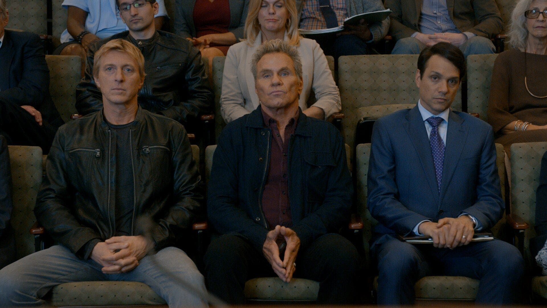 Cobra Kai Season 3 :Episode 8  The Good, The Bad, and The Badass