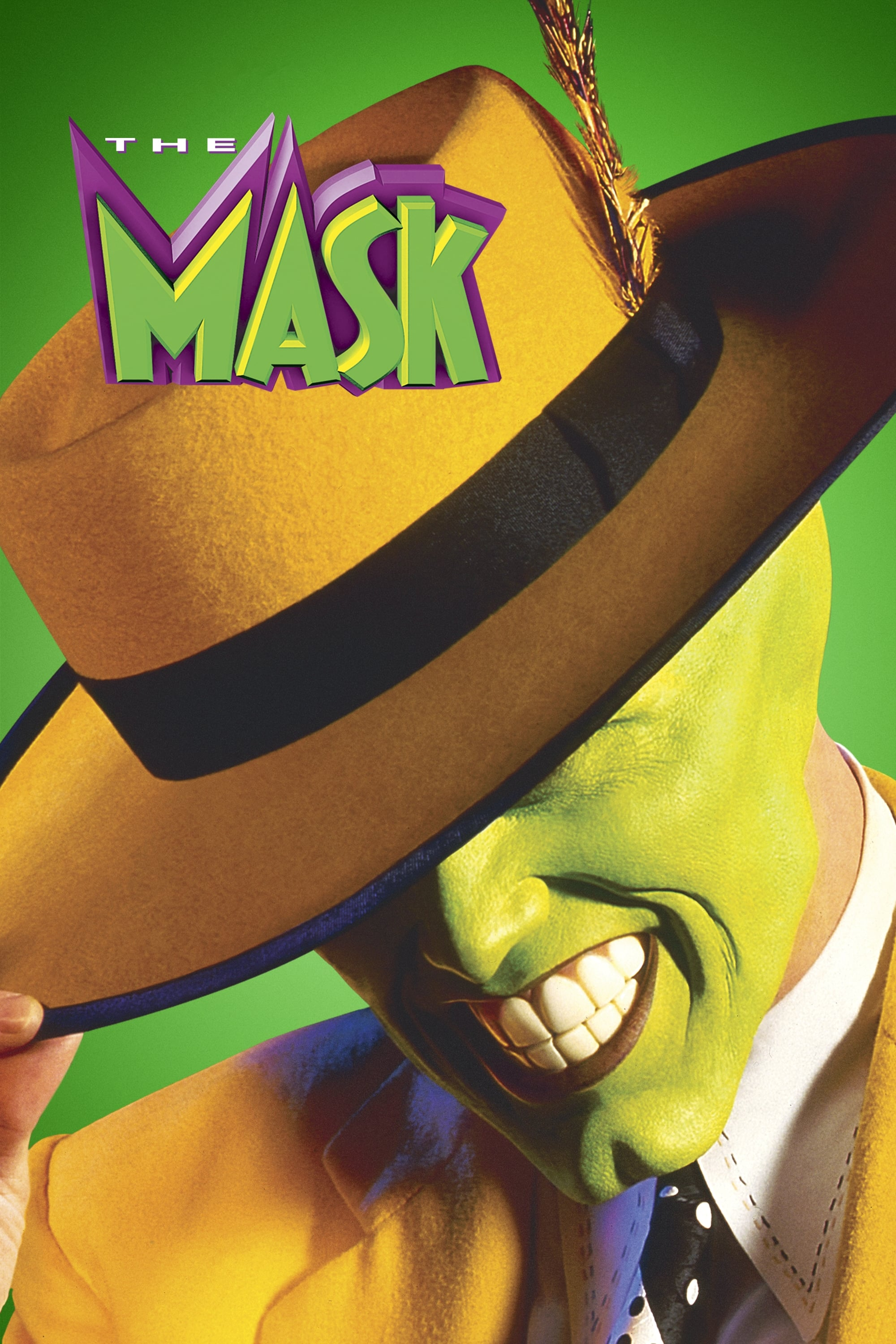 Retro Review : JIM CARREY's The Mask