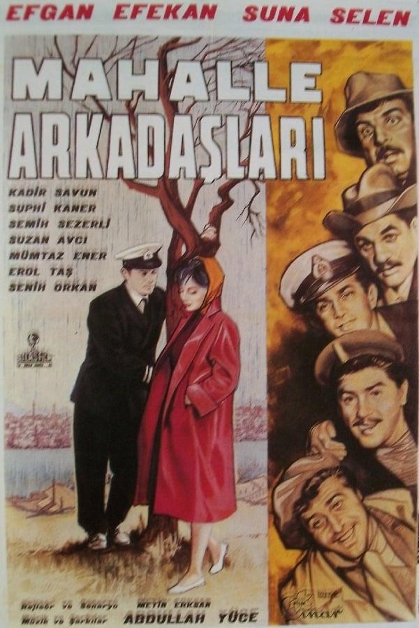 Ver Mahalle Arkada?lar? Online HD Español (1961)
