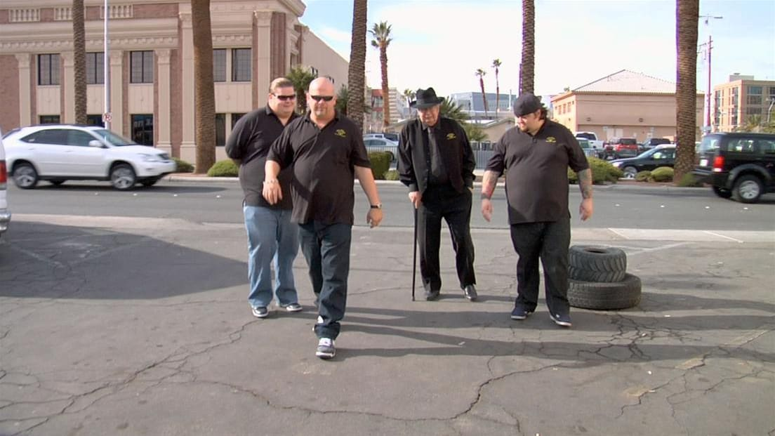 Pawn Stars Season 2 :Episode 18  Hell Week