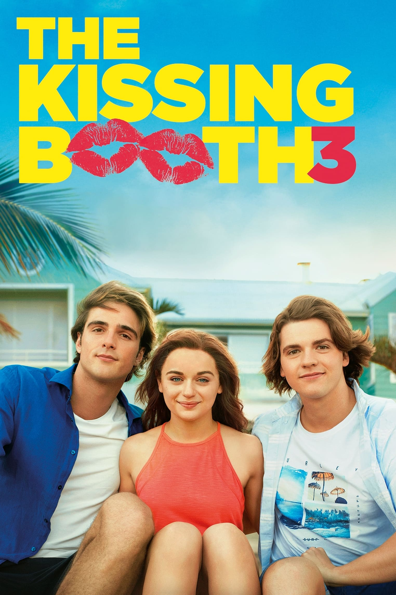 The Kissing Booth 3 2021 FULLHD Movie