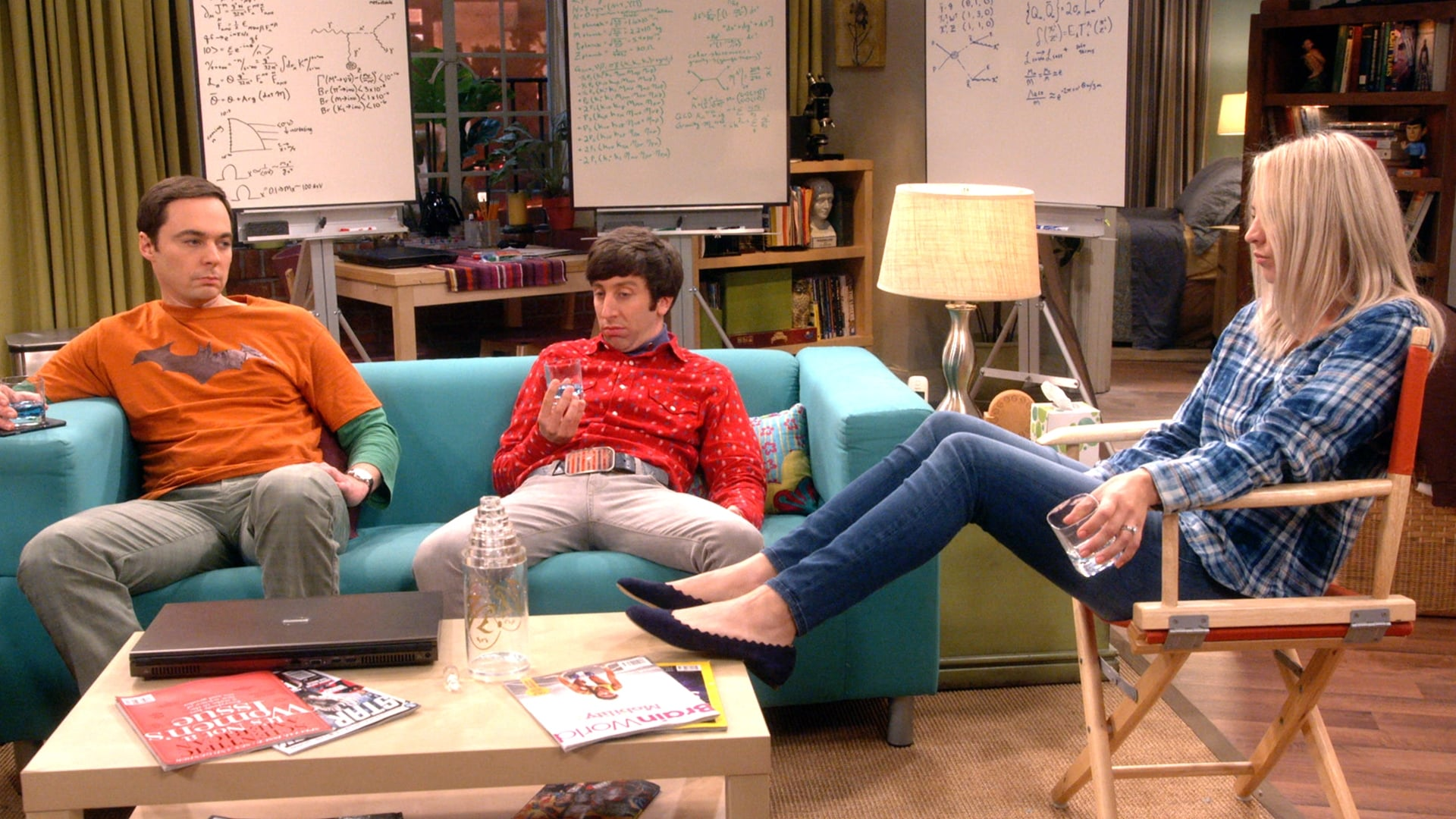 The Big Bang Theory Season 11 :Episode 2  The Retraction Reaction
