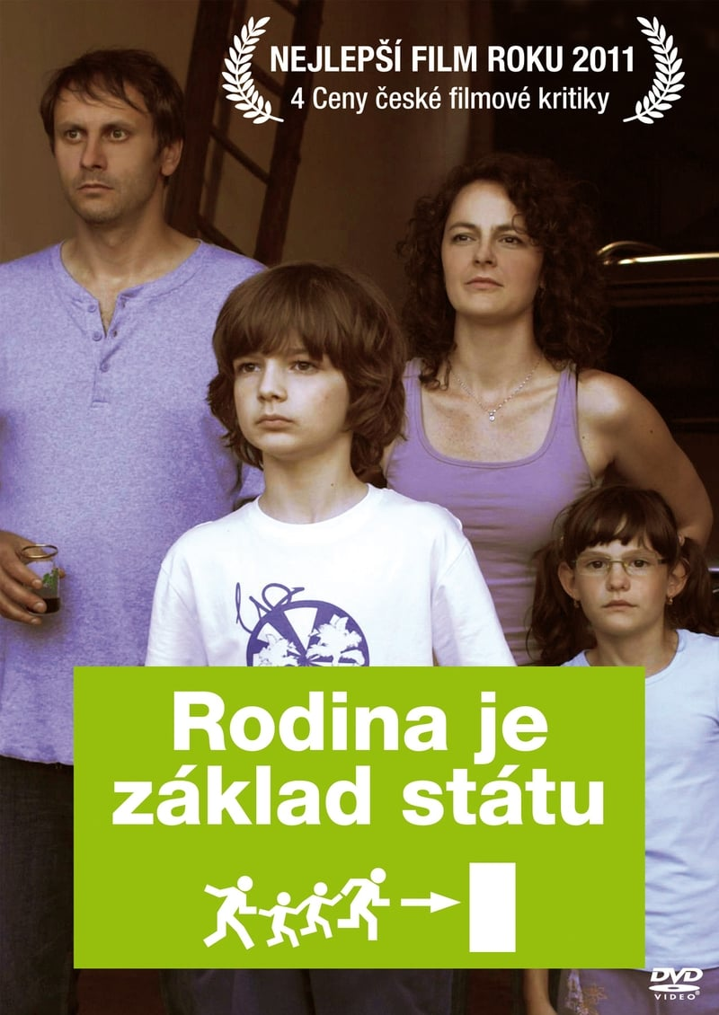 Rodina je základ státu (2011) :: starring: Kristýna