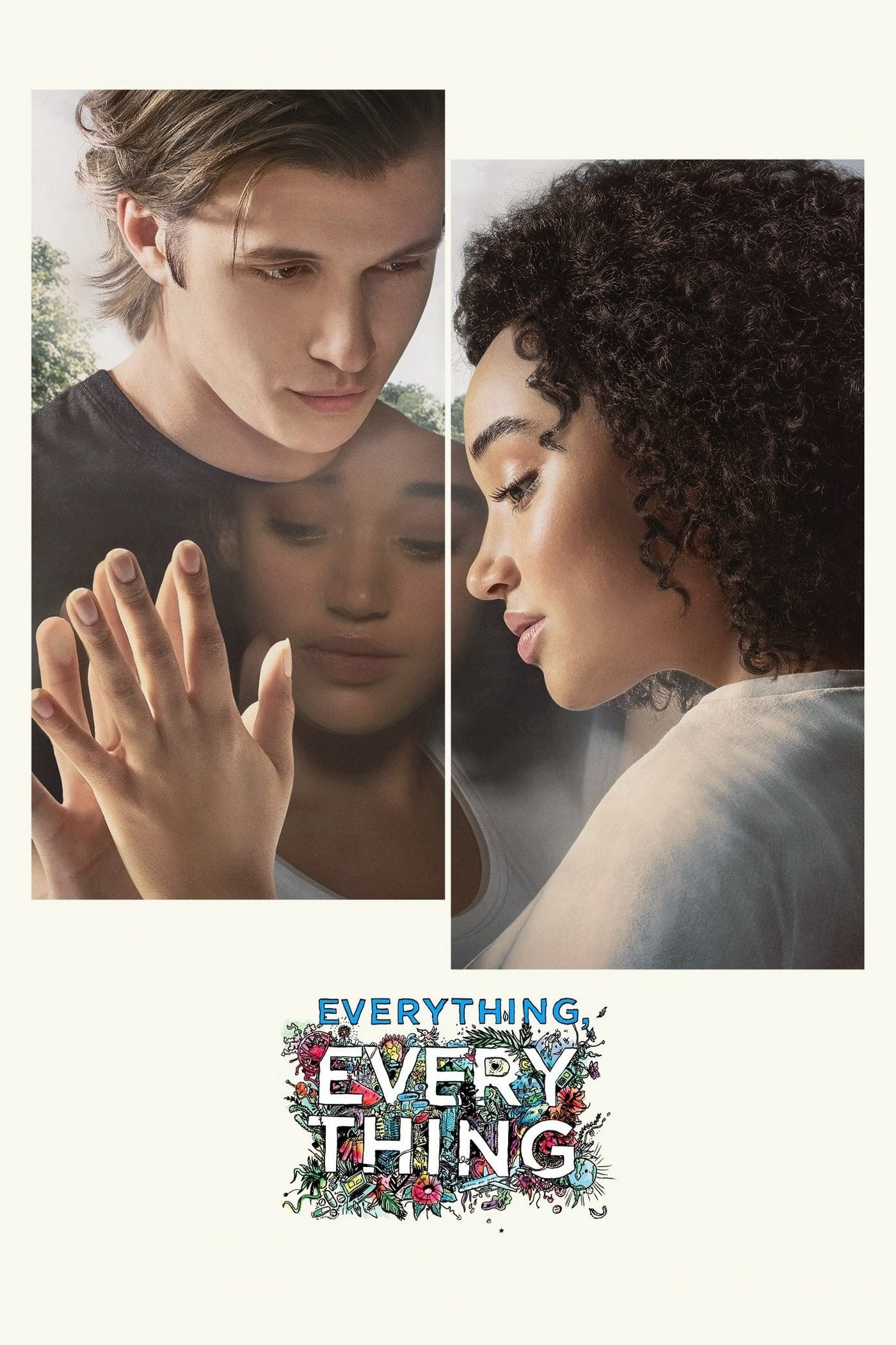 Poster and image movie Film Absolut tot - Everything, Everything - Everything, Everything - Everything, Everything -  2017