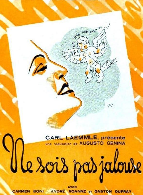 Ne sois pas jalouse (1933)