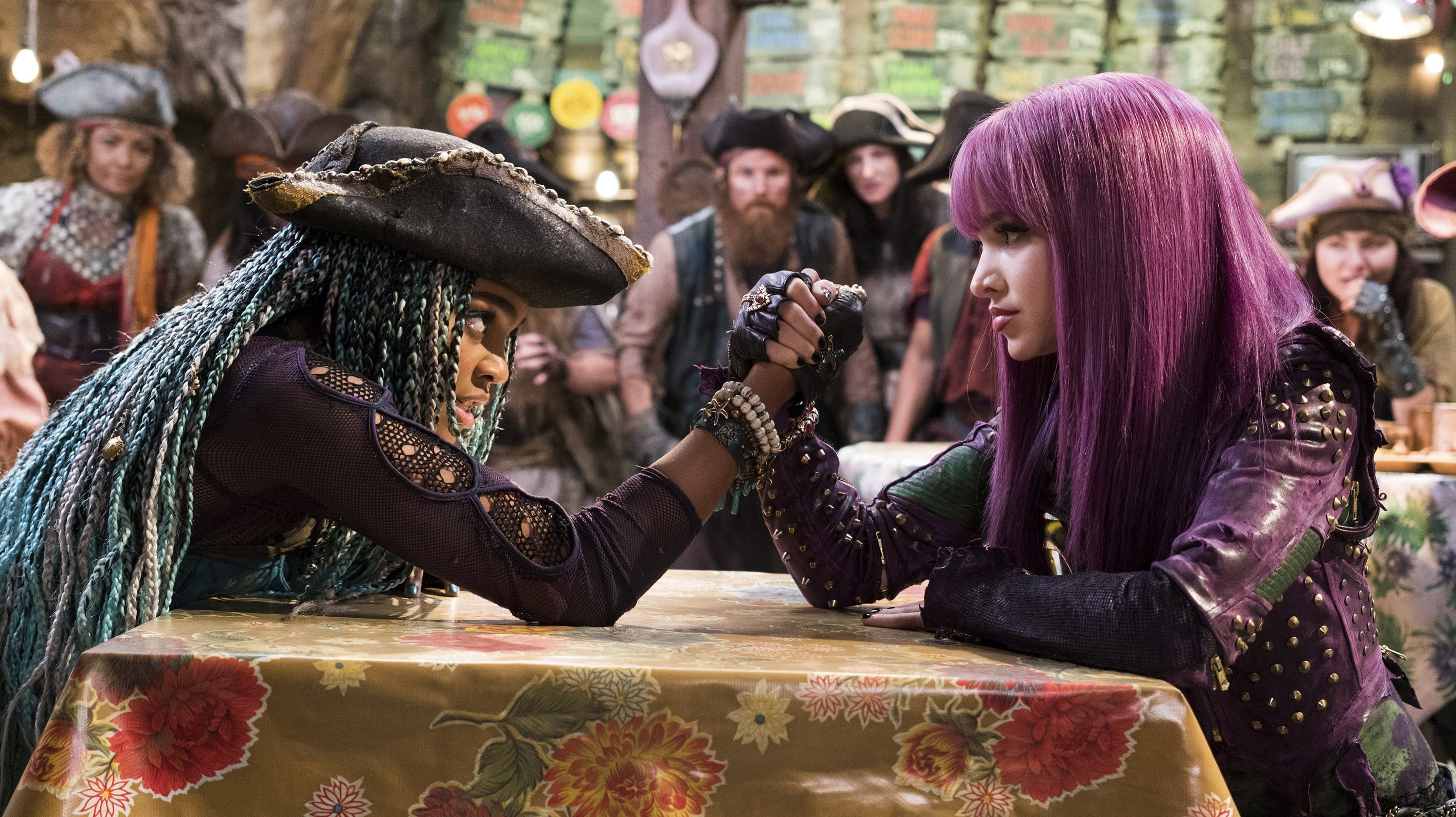 Descargar Descendants 2 Subtitulado por MEGA.