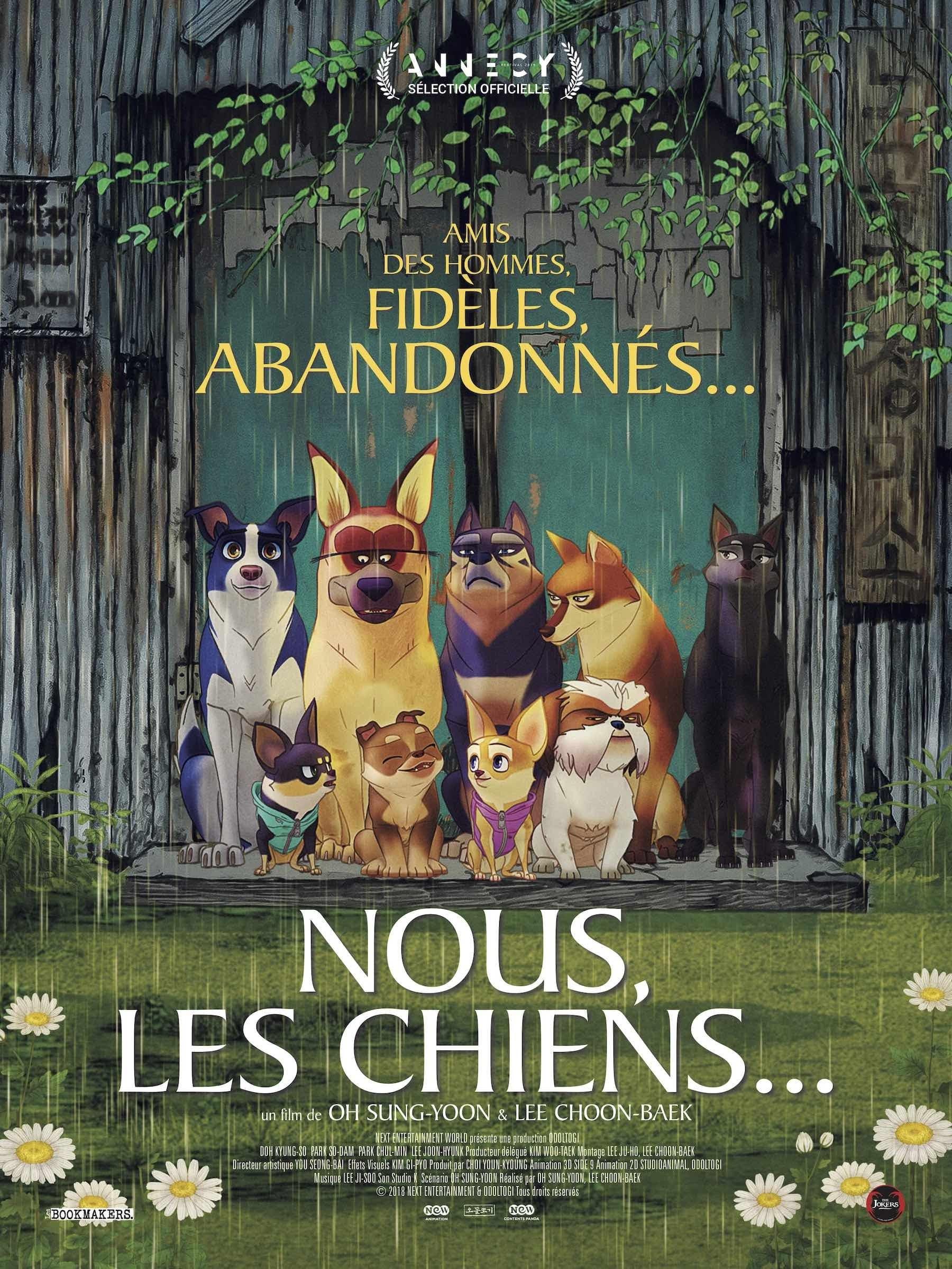 The Underdog - Nous, Les Chiens - 2020