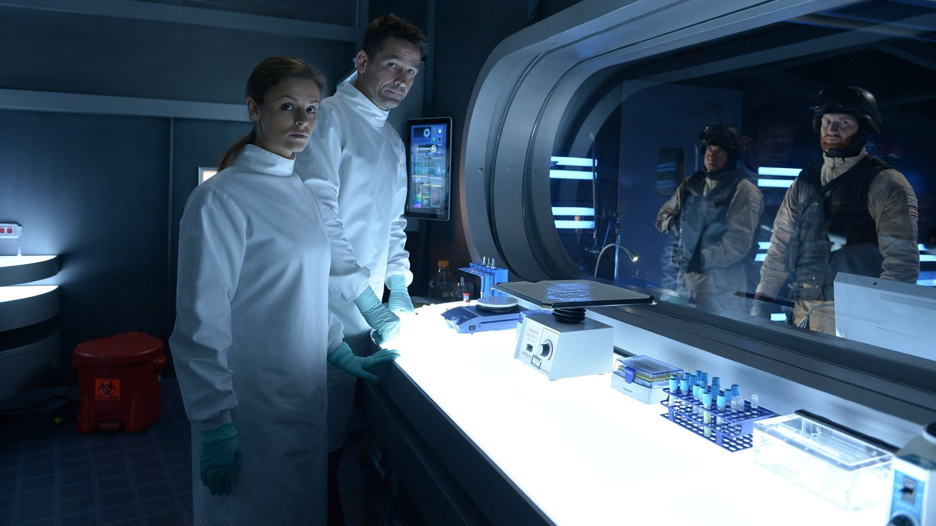 Helix The White Room Full Episode