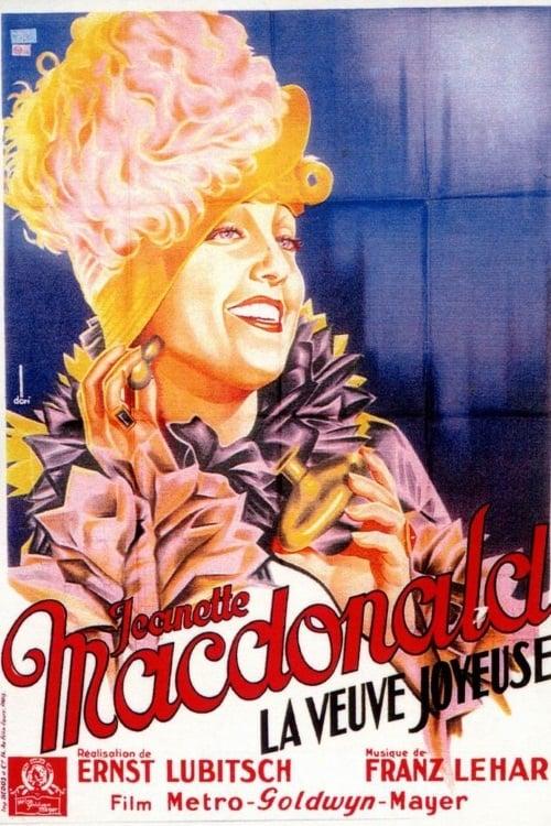 voir film La veuve joyeuse streaming