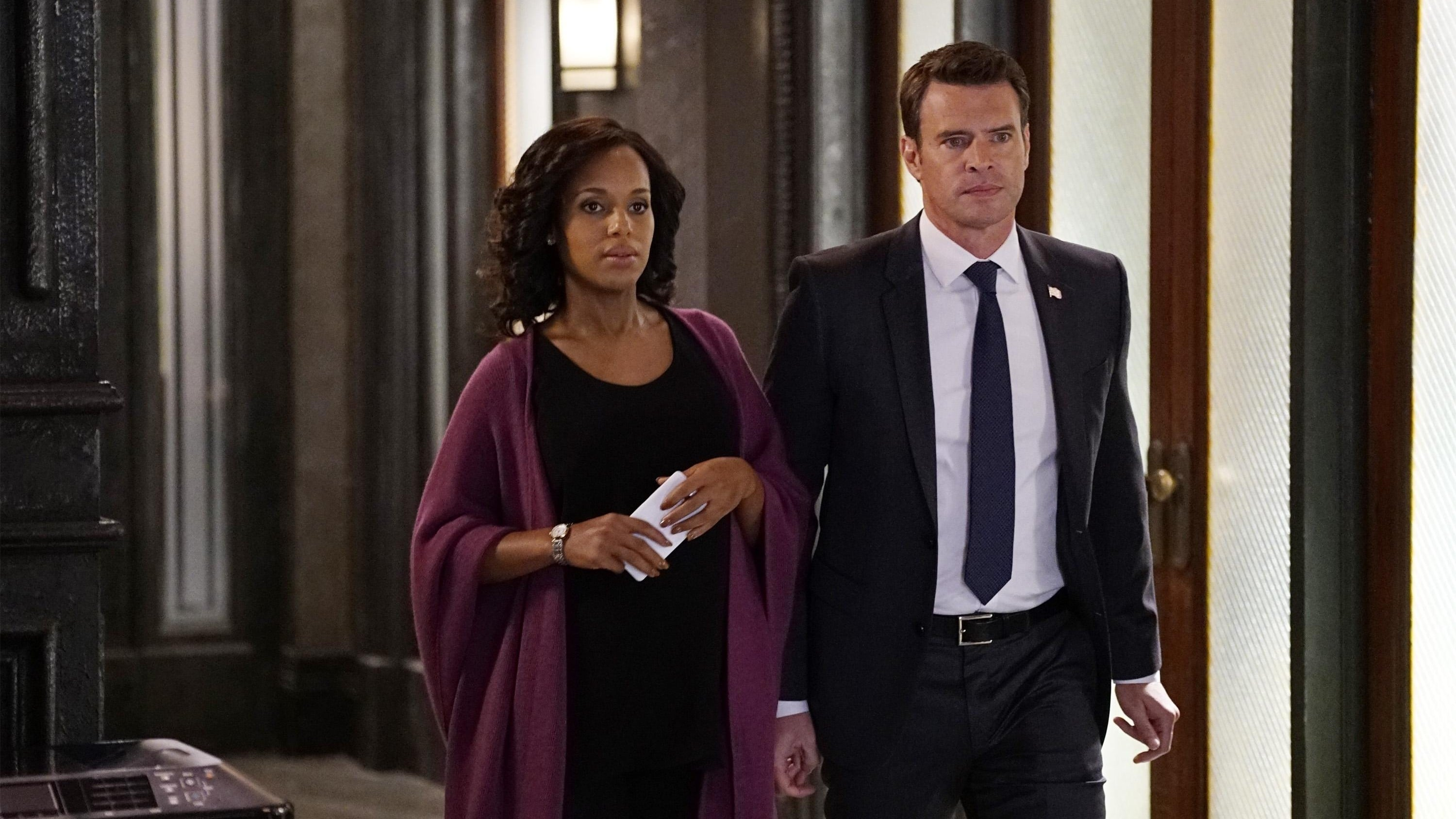 Scandal Season 6 :Episode 5  They All Bow Down