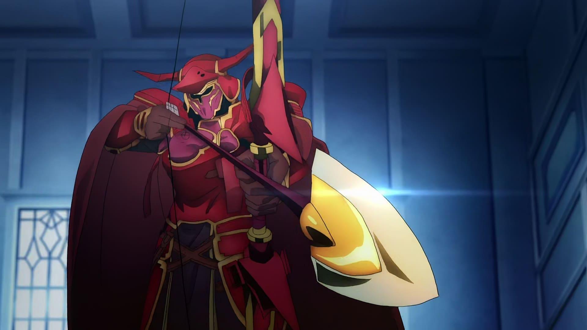 Sword Art Online Season 3 :Episode 14  The Crimson Knight