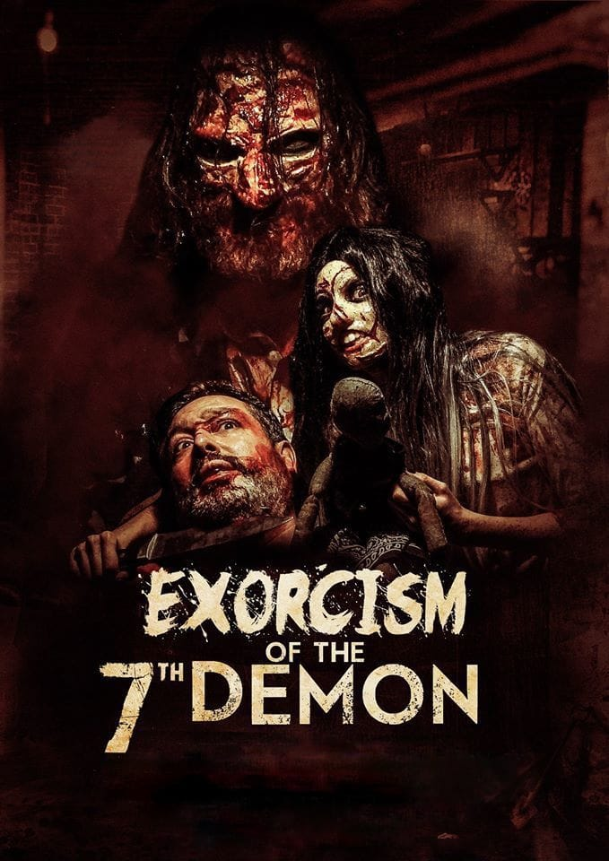 watch Exorcism of the 7th Demon 2017 Stream online free