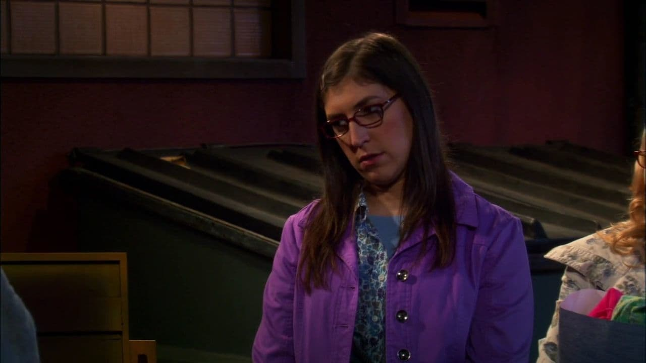 The Big Bang Theory Season 5 :Episode 11  The Speckerman Recurrence
