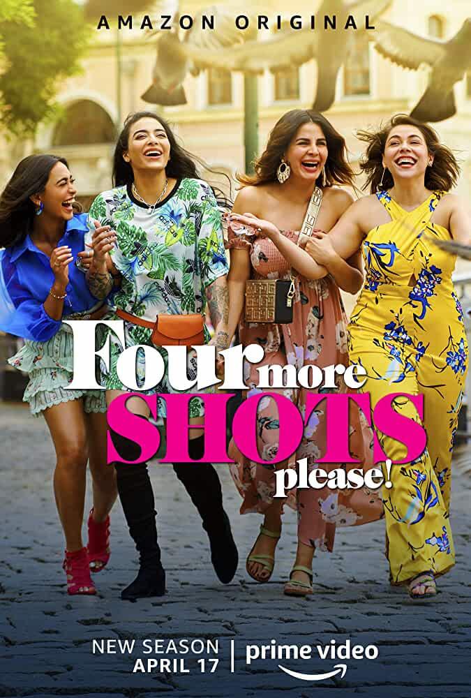 Four More Shots Please | 2019 | S01 Complete | Hindi | 1080p | 720p | WEB-Rip