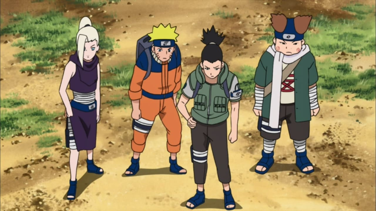 Naruto Shippūden Season 14 :Episode 309  An A-Rank Mission: The Contest