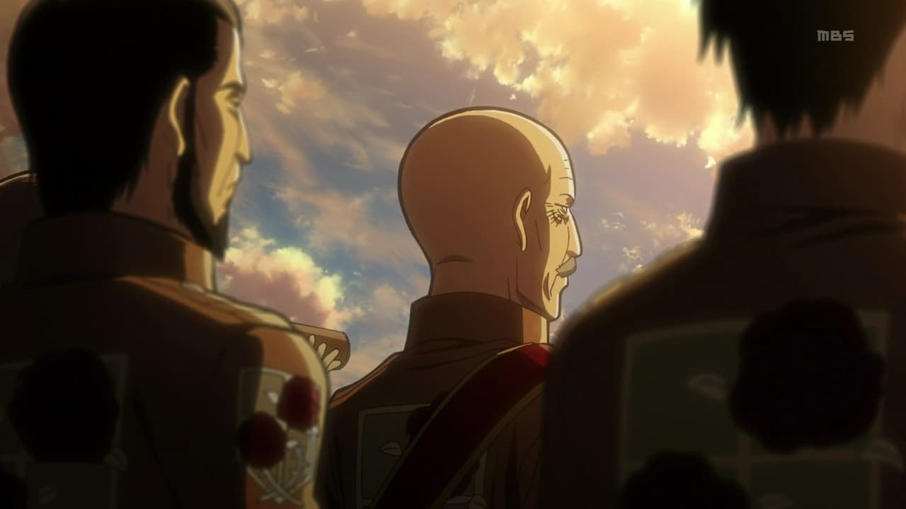 Attack on Titan Season 1 :Episode 12  Wound: The Struggle for Trost, Part 8