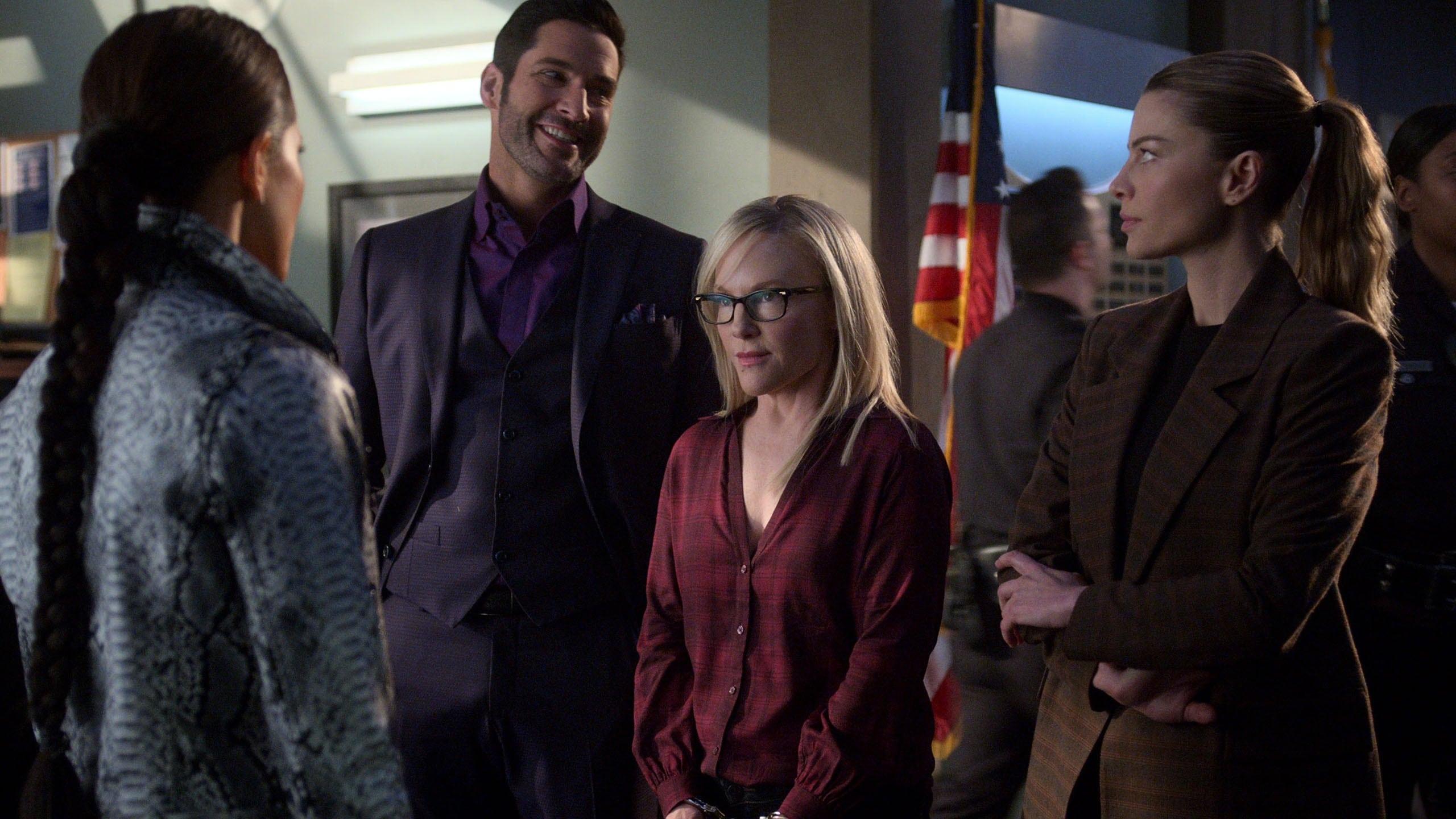 Lucifer Season 5 :Episode 13  A Little Harmless Stalking