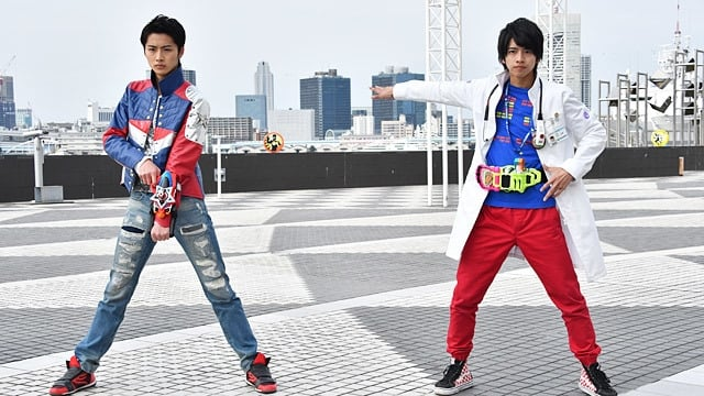 Kamen Rider Season 27 :Episode 24  Embrace Your Ambitions and Go Together!