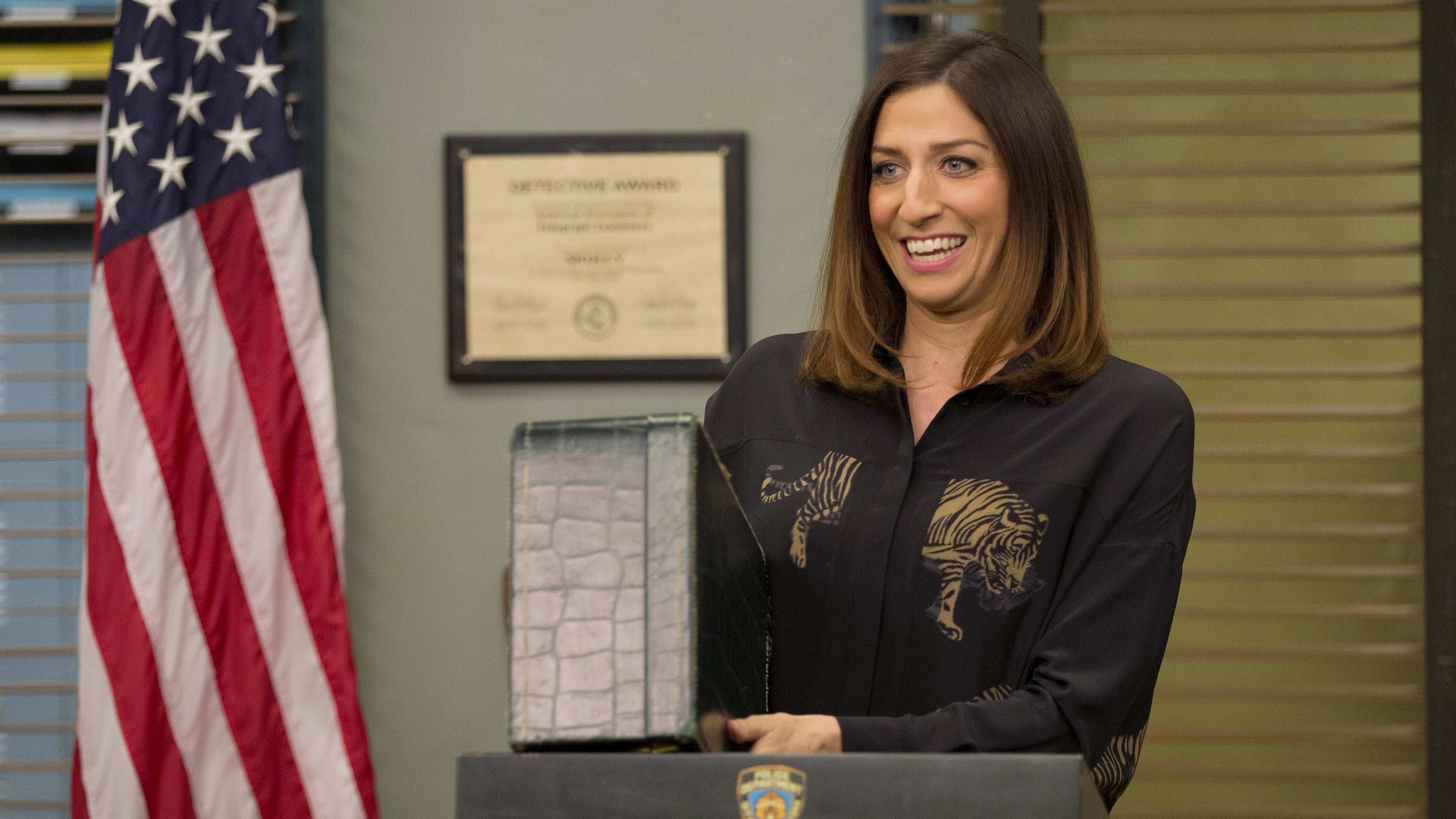 Brooklyn Nine-Nine Season 3 :Episode 15  The 9-8