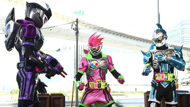Kamen Rider Season 27 :Episode 5  All Gathered, Clash Crash!