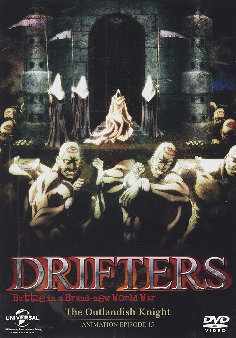 Drifters: The Outlandish Knight Sub Indo