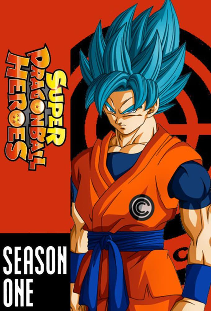 Super Dragon Ball Heroes Season 1