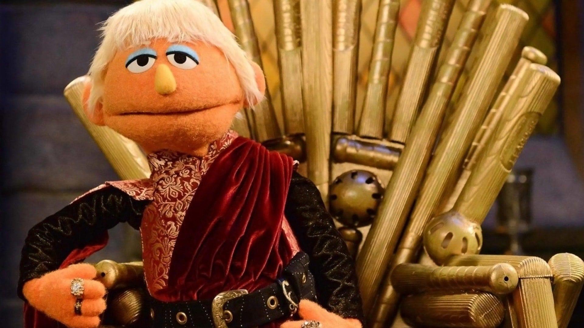 Sesame Street Season 45 :Episode 22  Jack B. Nimble Can't Sit Down