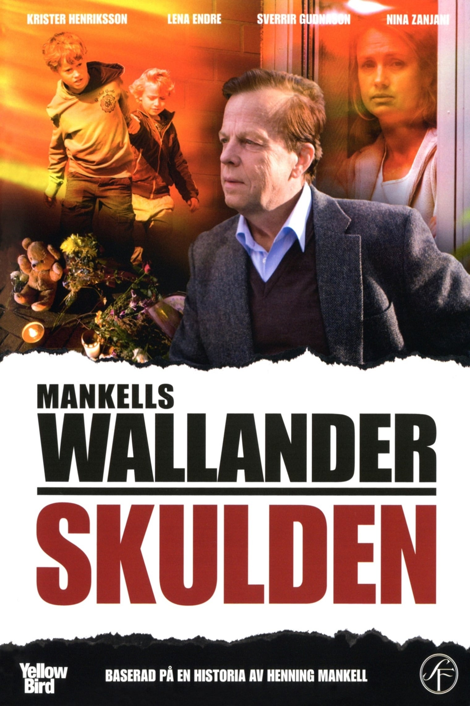 Wallander 15 - Skulden (2009)