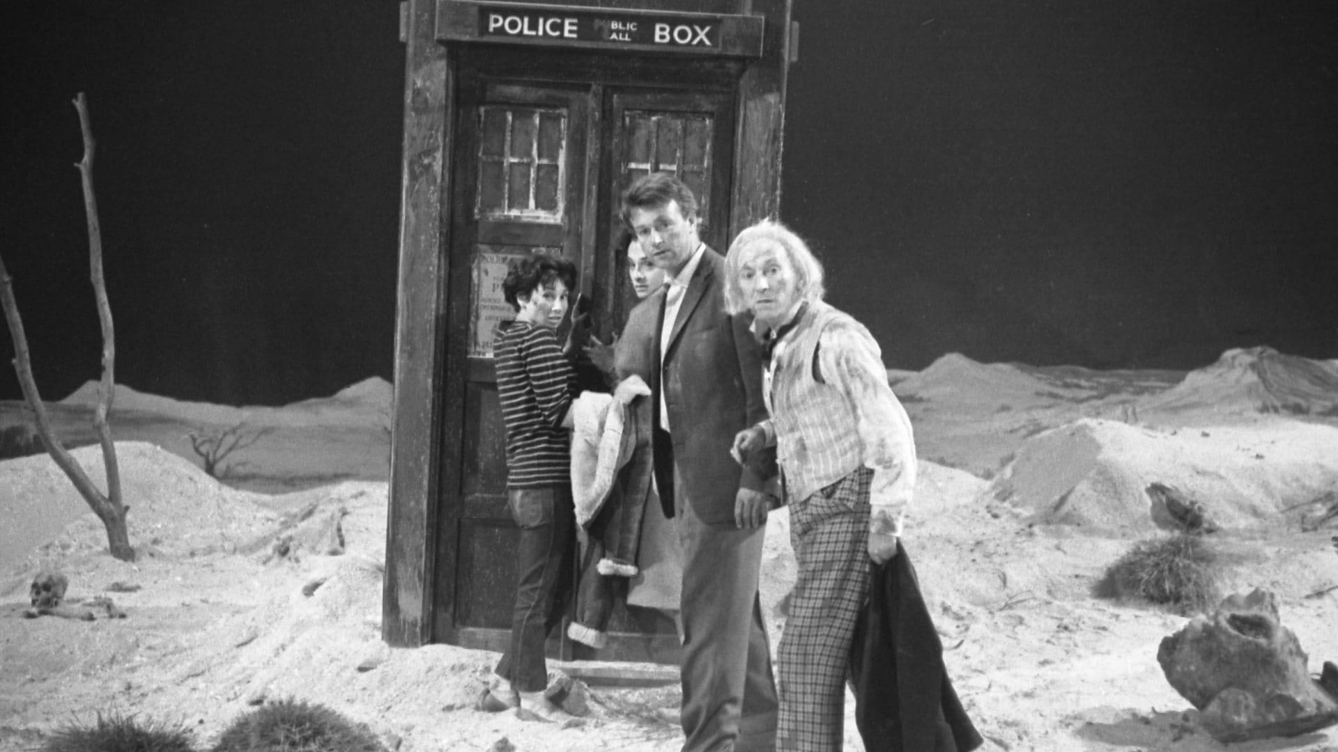 Doctor Who Season 1 :Episode 4  The Firemaker