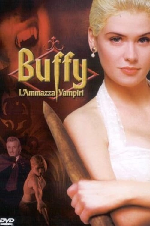 buffy the vampire slayer wiki synopsis reviews movies