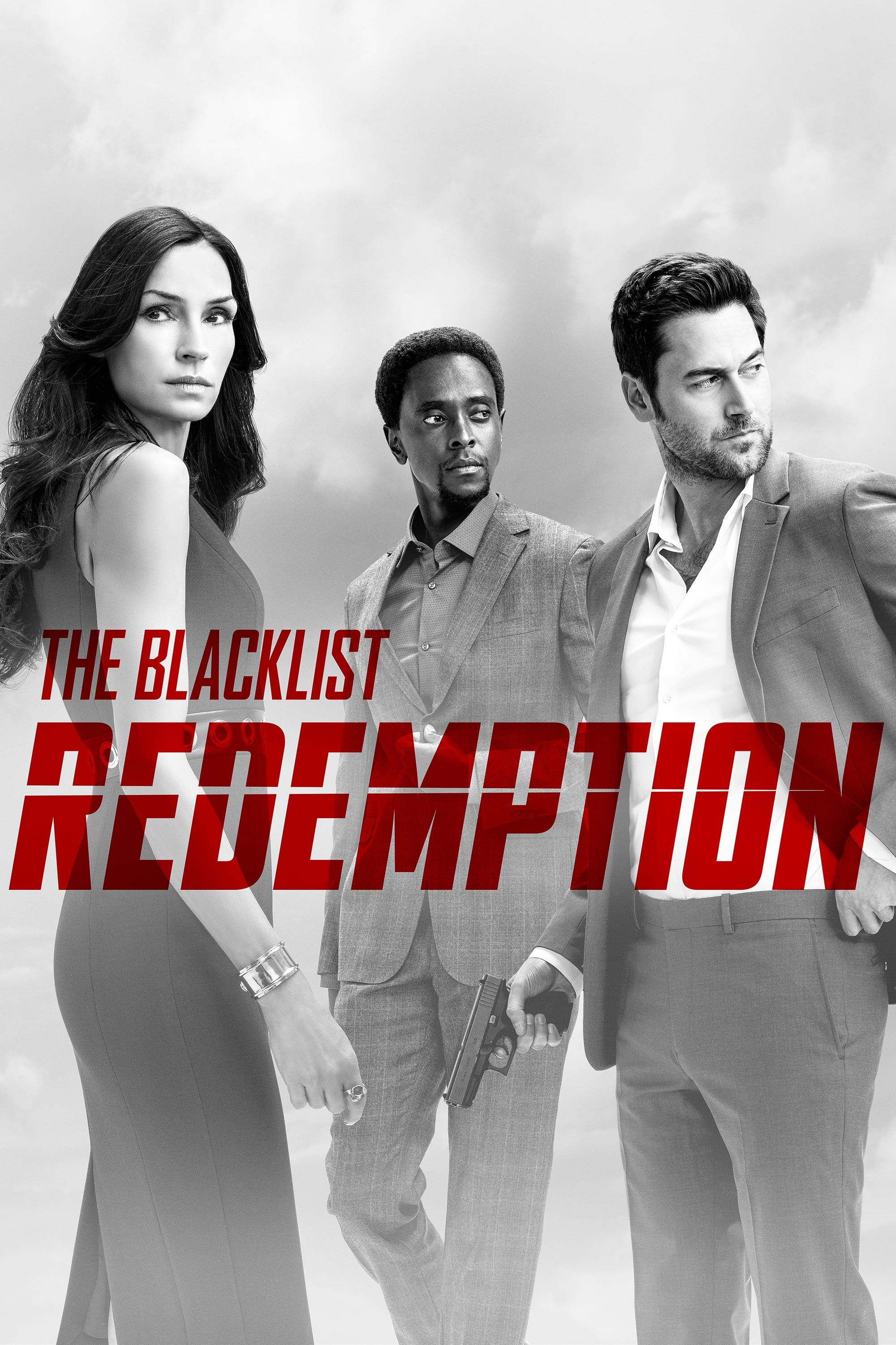 The Blacklist: Redemption (2017)