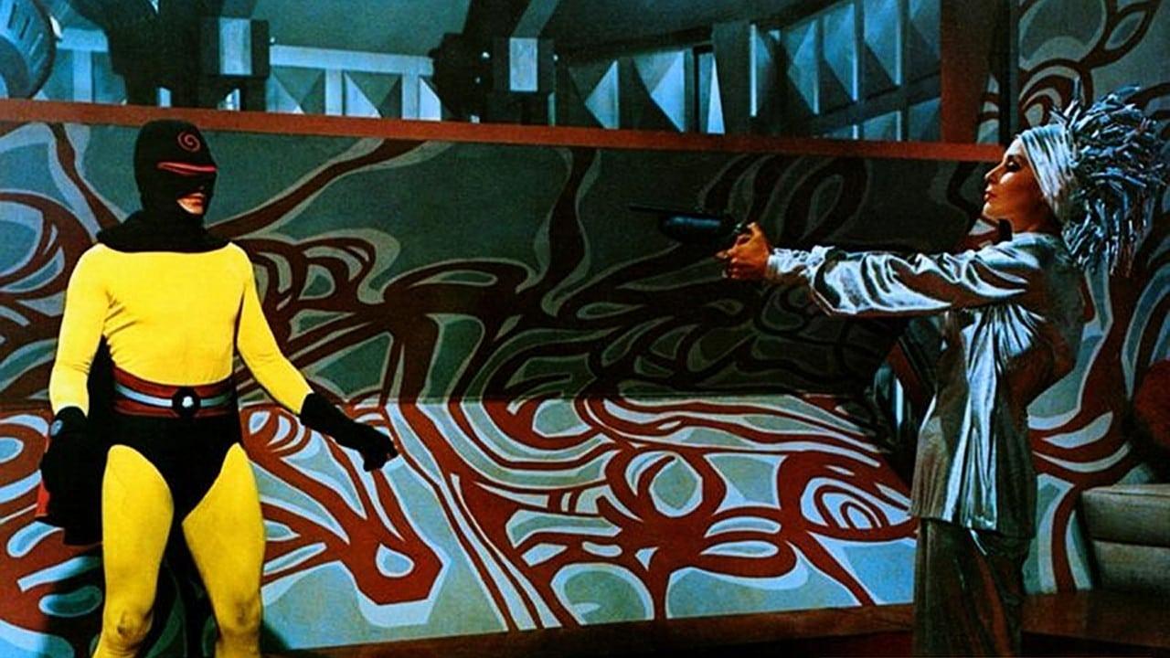 Argoman the Fantastic Superman (1967) - Backdrops — The Movie ...