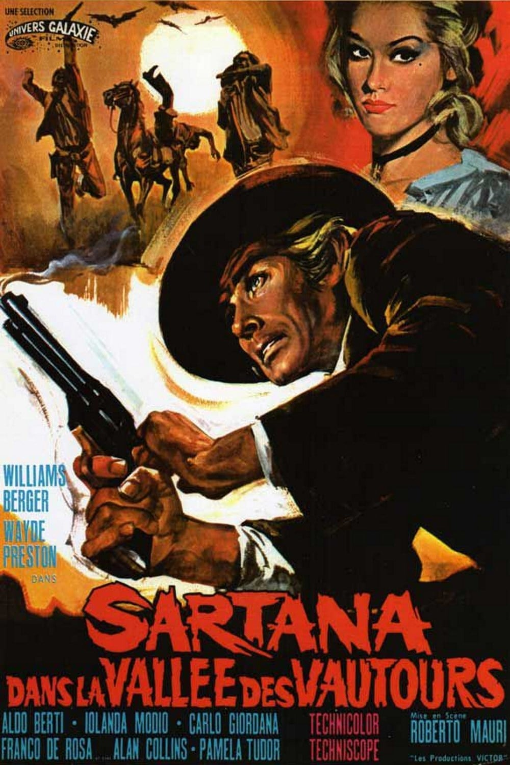 Sartana in the Valley of Death (1970) 192Kbps 25Fps MP3 2Ch TR VHS Audio SHS
