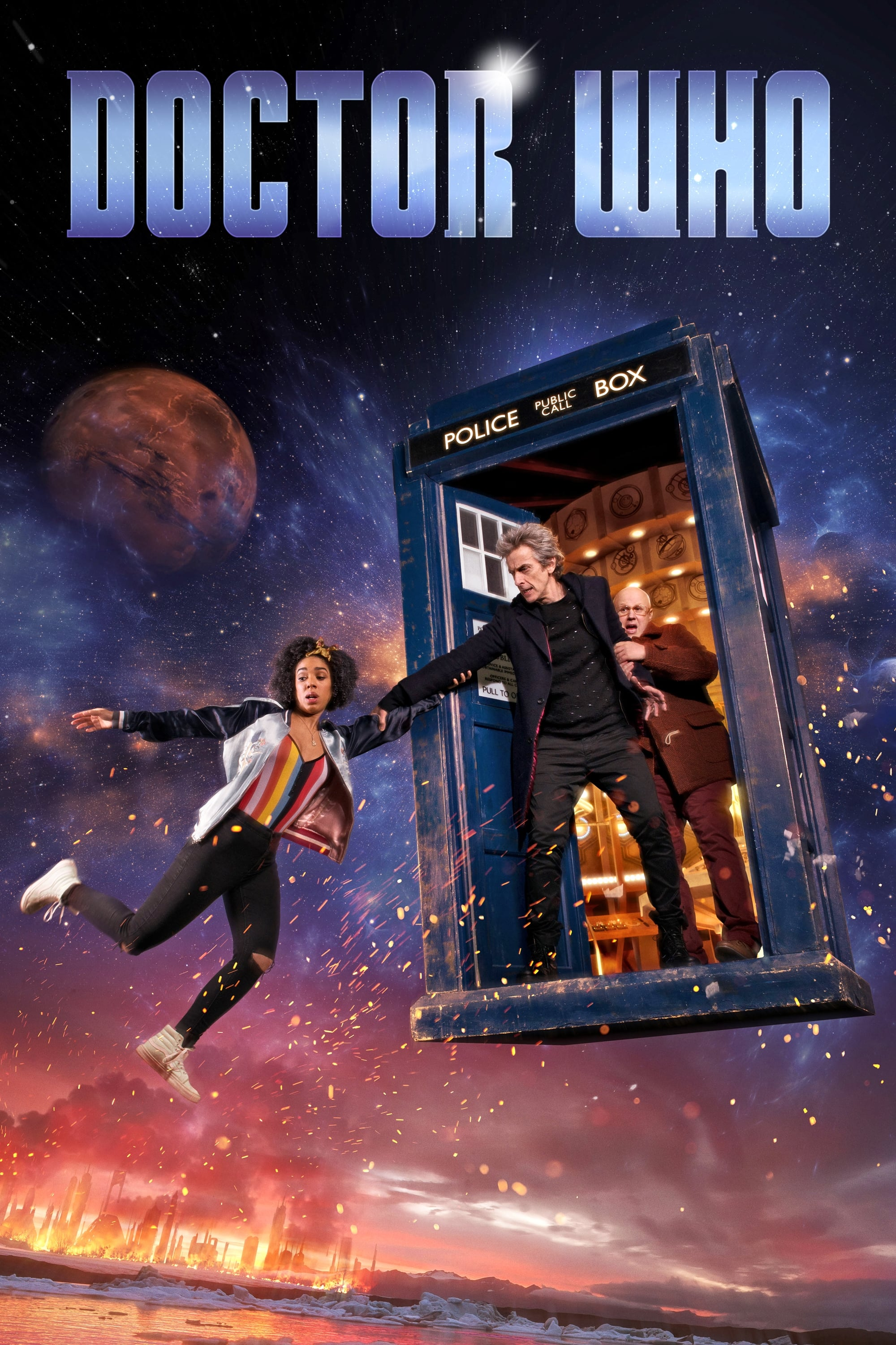 Doctor Who streaming