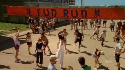 Corner Gas Season 3 :Episode 7  Fun Run